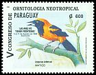 Cl: Orange-backed Troupial (Icterus croconotus) <<Matico>>  SG 1471 (1995)