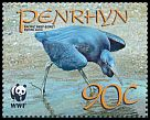 Cl: Pacific Reef-Heron (Egretta sacra)(Repeat for this country)  SG 548 (2008)  [4/60]