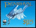Cl: Pacific Reef-Heron (Egretta sacra)(Repeat for this country)  SG 549 (2008)  [4/60]