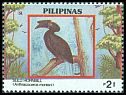 Cl: Sulu Hornbill (Anthracoceros montani) SG 2465 (1992)