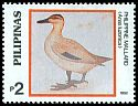 Cl: Philippine Duck (Anas luzonica) SG 2474 (1992)