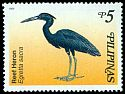Cl: Pacific Reef-Heron (Egretta sacra)(Repeat for this country)  SG 3226 (1999)