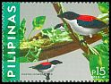 Cl: Cebu Flowerpecker (Dicaeum quadricolor)(Endemic or near-endemic)  new (2015)  [10/15]