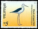 Cl: Black-winged Stilt (Himantopus himantopus) SG 3223 (1999)