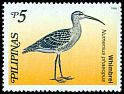 Cl: Whimbrel (Numenius phaeopus) SG 3225 (1999)