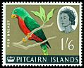 Pitcairn Is <<Red Breast>> SG 45 (1964)