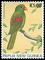 Cl: Red-winged Parrot (Aprosmictus erythropterus) SG 779 (1996) 275
