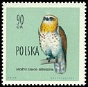 Cl: Short-toed Eagle (Circaetus gallicus) SG 1208 (1960) 75