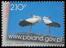 Cl: White Stork (Ciconia ciconia)(Repeat for this country)  SG 4100 (2003)  [2/18]