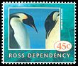 Cl: Emperor Penguin (Aptenodytes forsteri)(Repeat for this country)  SG 25 (1994) 25