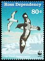 Cl: Cape Petrel (Daption capense) SG 45 (1997) 70
