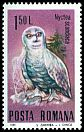 Cl: Snowy Owl (Bubo scandiaca)(Out of range)  SG 4923 (1985) 125