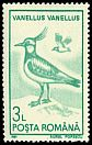 Cl: Northern Lapwing (Vanellus vanellus)(Repeat for this country)  SG 5327 (1991)