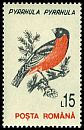 Cl: Eurasian Bullfinch (Pyrrhula pyrrhula)(Repeat for this country)  SG 5512 (1993)