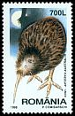 Cl: Southern Brown Kiwi (Apteryx australis)(Out of range)  SG 5950 (1998)