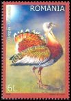 Cl: Great Bustard (Otis tarda) <<Dropia>>  SG 6989 (2009)  [6/22]