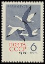 Cl: Snow Goose (Chen caerulescens) SG 2785 (1962) 5 [2/18]