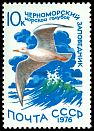 Cl: Slender-billed Gull (Larus genei) SG 4549 (1976) 55