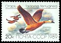 Cl: Ruddy Shelduck (Tadorna ferruginea) SG 6013 (1989) 0