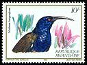 Cl: Blue-headed Sunbird (Cyanomitra alinae tanganjicae) SG 1146 (1982) 20