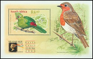 South Africa SG 1170 (2000)