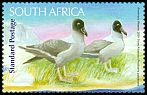 Cl: Light-mantled Albatross (Phoebetria palpebrata) SG 1709a (2009)  [6/9] I have 1 spare [2/8]