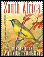Cl: Plain-backed Sunbird (Anthreptes reichenowi) SG 1978 (2012)  [8/3]