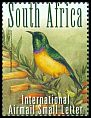 Cl: Collared Sunbird (Hedydipna collaris)(I do not have this stamp)  SG 1979 (2012)  [8/3]