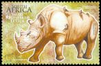 Cl: Red-billed Oxpecker (Buphagus erythrorhynchus)(Repeat for this country)  SG 1764a (2010)  [6/36]