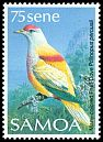 Cl: Many-coloured Fruit-Dove (Ptilinopus perousii) SG 796 (1988) 35