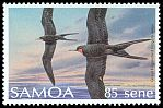 Cl: Great Frigatebird (Fregata minor) SG 799 (1988) 200