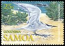Cl: Black-naped Tern (Sterna sumatrana) <<Gogosina>>  SG 1139 (2004)