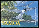 Cl: Great Crested Tern (Sterna bergii) <<Tala>>  SG 1140 (2004)