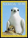 Cl: White Tern (Gygis alba)(Repeat for this country) (I do not have this stamp)  SG 1365 (2016)