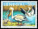Cl: Pink-backed Pelican (Pelecanus rufescens)(Repeat for this country)  SG 1261 (1995)  [11/19]