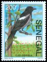 Cl: Eurasian Magpie (Pica pica) <<La Pie>> (Out of range)  SG 1788c (2006)  [6/22]