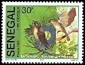 Cl: Common Nightingale (Luscinia megarhynchos) <<Le Rossignol>>  SG 1788a (2006)  [6/22]