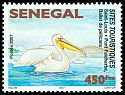 Cl: Great White Pelican (Pelecanus onocrotalus)(Repeat for this country)  SG 1802 (2008)  [4/49]