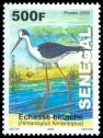 Cl: Black-winged Stilt (Himantopus himantopus) <<Echasse blanche>>  SG 1813d (2011)  [11/12]