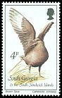 Cl: Brown Skua (Stercorarius antarctica)(Repeat for this country)  SG 164 (1987) 8