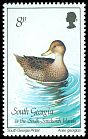 Cl: Yellow-billed Pintail (Anas georgica) SG 168 (1987) 15