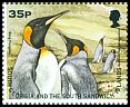 Cl: King Penguin (Aptenodytes patagonicus)(Repeat for this country)  SG 277c (1998)