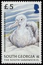 Cl: Wandering Albatross (Diomedea exulans)(Repeat for this country)  SG 401 (2004)  [3/27]