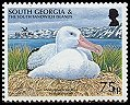 Cl: Wandering Albatross (Diomedea exulans)(Repeat for this country)  SG 425 (2006)  [5/47]