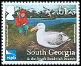 Cl: Wandering Albatross (Diomedea exulans)(Repeat for this country)  SG 686 (2017)