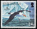 Cl: Black-browed Albatross (Thalassarche melanophris)(Repeat for this country)  SG 422 (2006)