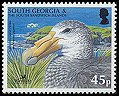 Cl: Antarctic Giant Petrel (Macronectes giganteus)(Repeat for this country)  SG 423 (2006)