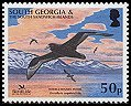 Cl: White-chinned Petrel (Procellaria aequinoctialis)(Repeat for this country)  SG 424 (2006)