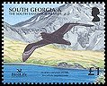 Cl: White-chinned Petrel (Procellaria aequinoctialis)(Repeat for this country)  SG 426b (2006)