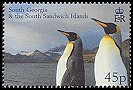 Cl: King Penguin (Aptenodytes patagonicus)(Repeat for this country)  SG 416 (2005)